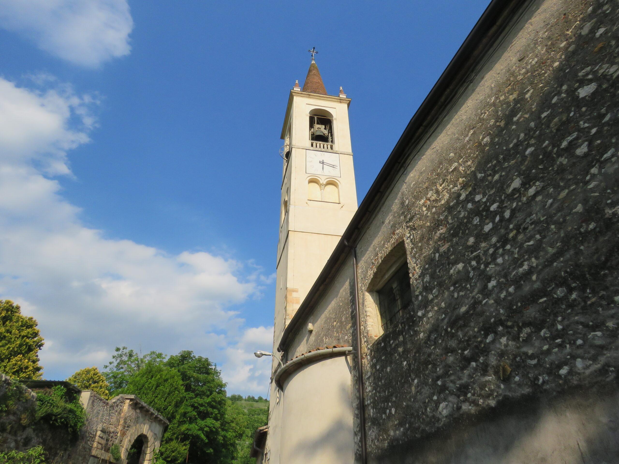 campanile di Santa Maria in Stelle